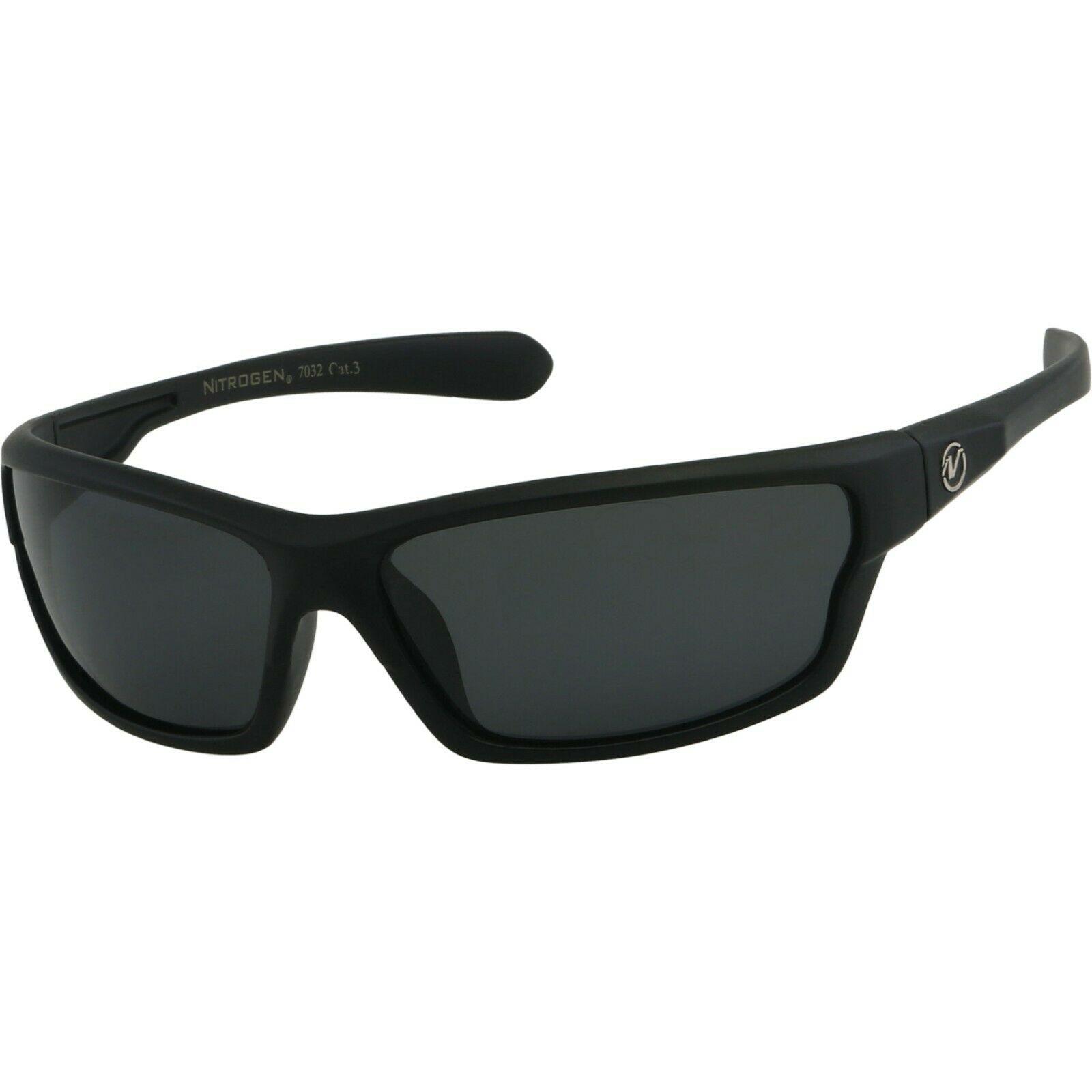 Impact NITRO™ Polarized UV400 Rubberized Sunglasses