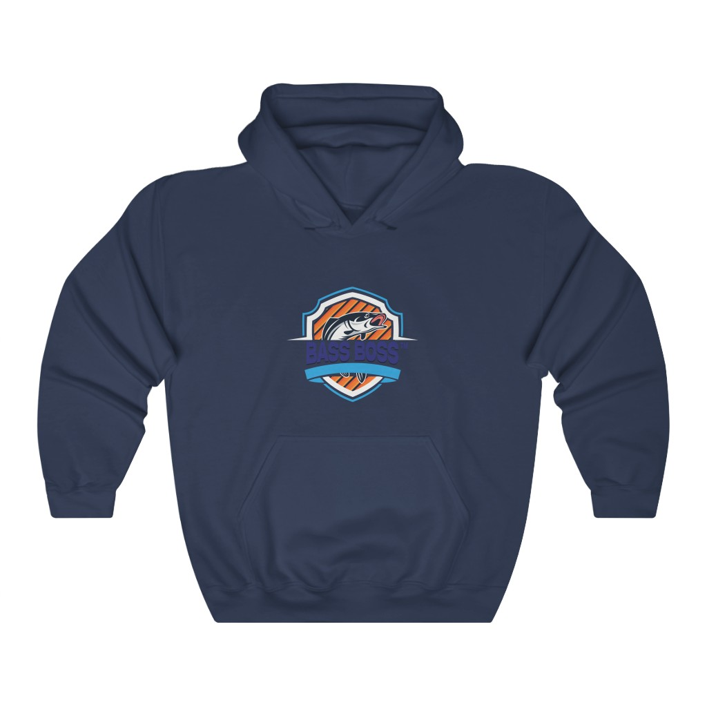 """BASS BOSS"" Unisex Heavy Blend™ Hooded Sweatshirt"